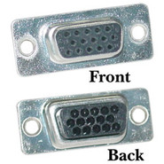 connector and connector pieces
