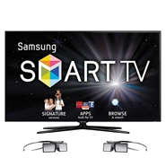Samsung          Samsung 40-inch LED TV - UN40ES6500 Series 6 1080p