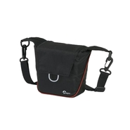 Compact Courier 80 Camera Shoulder Bag - Black