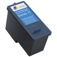 High Capacity Color Cartridge (Series 11) for Dell