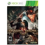 Capcom          Capcom Dragon's Dogma - X360