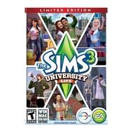 Electronic Arts The Sims 3 Plus University Life -