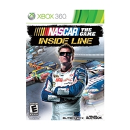 Activision Nascar Inside Line Now Available for 36