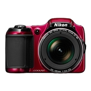Nikon Coolpix L820 - 16.0 Mpix - 30 x optical zoom