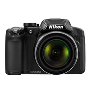 Nikon COOLPIX P510 Black 16.1 MP 42x Optical Zoom