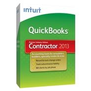 Intuit QuickBooks Premier Contractor Edition 2013