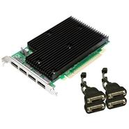 PNY NVIDIA Quadro NVS 450 512 MB GDDR3 x16 PCI Exp