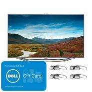 Samsung 55-inch LED TV - UN55ES8000 Series 8 1080p