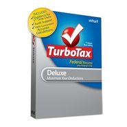 Intuit TurboTax Deluxe TY2012