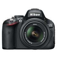 D5100 16.2 MP Digital SLR Camera (with 18-55 mm Le