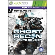 Ubisoft Tom Clancy's Ghost Recon: Future Soldier -