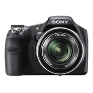 Sony Cyber-shot DSC-HX200V/B Black 18.2 MP 30X Opt