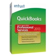 Intuit QuickBooks Premier Professional Services Ed