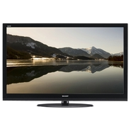 Sharp 60-inch LCD TV - LC-60E69U Aquos 1080p Piano