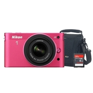"Nikon 1 J2 10.1 MP Digital Camera Body ¢Â€Â"" Pink"