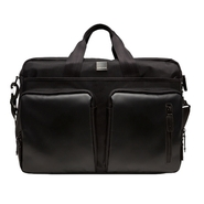ACME MADE Jackson Brief Laptop Bag - Black