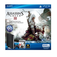 PlayStation PS3 500GB Assassin's Creed Bundle