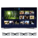 Samsung 55-inch LED Smart TV - UN55F8000 3D HDTV w