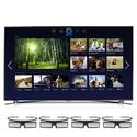 Samsung 55-inch LED Smart TV - UN55F8000 3D HDTV w