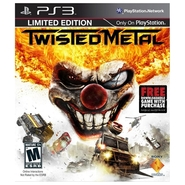 PlayStation Twisted Metal - PS3