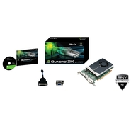 PNY Technologies Quadro 2000 1 GB Graphics card -