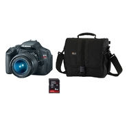 Canon EOS Rebel T3i EF-S 18-55mm Digital SLR Camer