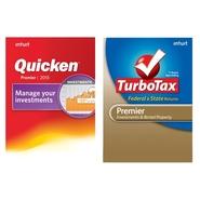 DL - Quicken Prmr. 2013 & DL -TurboTax Prmr TY2012