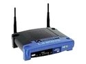 4-Port WRT54GL Wireless-G Broadband Router