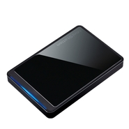 Buffalo MiniStation Stealth External Hard Drive -