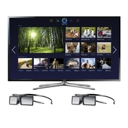 Samsung 60-inch LED TV - UN60F6400 1080p 120Hz 480