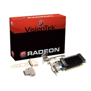 ATI Radeon HD 5450 1 GB PCI Express Graphics Card