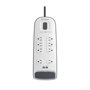 Belkin Inc 8-outlet Surge Protector with 6 ft Powe