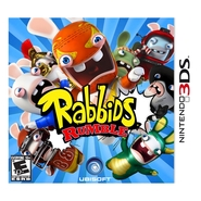 Ubisoft Rabbids Rumble Now Available for Nintendo