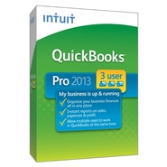 Intuit QuickBooks Pro 2013 - Complete Package - 3