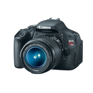 Canon EOS Rebel T3i 18 MP SLR Camera with EF-S 18-