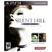 Konami Silent Hill HD Collection - PS3