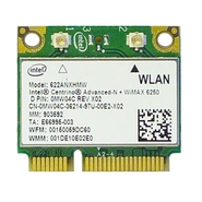 Dell WiMAX Link 6250 Half Mini-Card for Select Del
