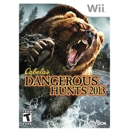 Cabela's Dangerous Hunts 2013 - Complete package -