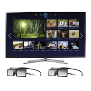 Samsung 55-inch LED TV - UN55F6400 1080p 120Hz 480