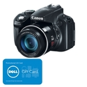 Canon PowerShot SX50 HS 12.1 MP 50X Zoom Digital C