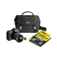 Nikon D7000 Black 16.2 MP Digital SLR Camera with