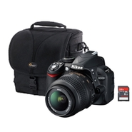 Nikon D3100 14.2 MP Digital SLR Camera (with 18-55