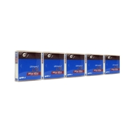 Tape Media for LTO-2, 200/400GB, 5 Pack, Customer