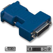 Digital Video Interface Adapter (DVI-D Female to H