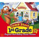 JumpStart 1st Grade Jewel Case Value Line