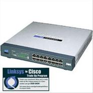 16 port 10/100 VPN Router