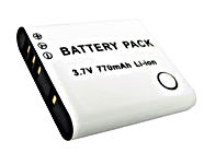 BK1 NP-BK1 K Series Li-ion Battery DSC-S750 DSC-S