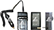 NB-7L Digital Camera Battery Replacement Charger