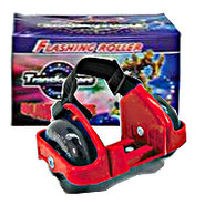 Flashing Roller Skates