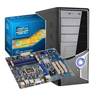Core i5 2400 board &amp; case